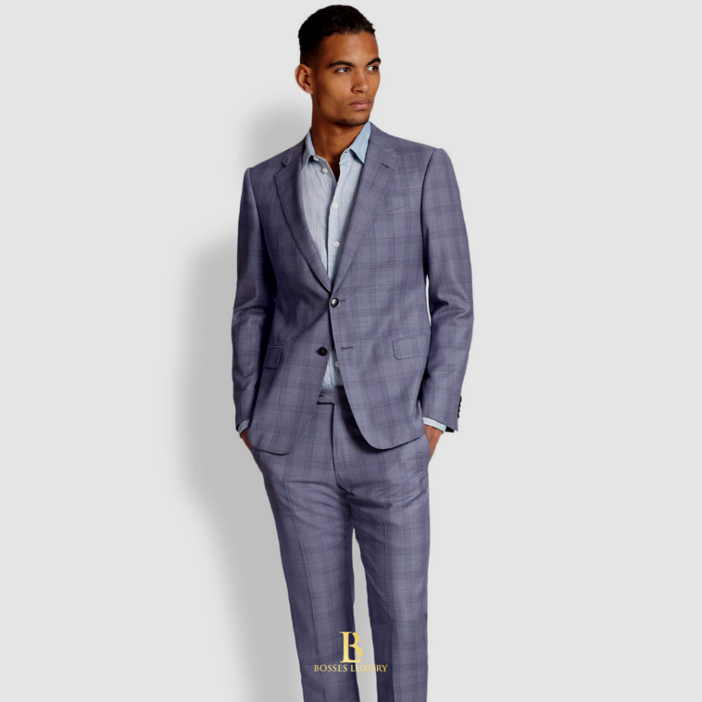 Polyester Suit Bosses Luxury